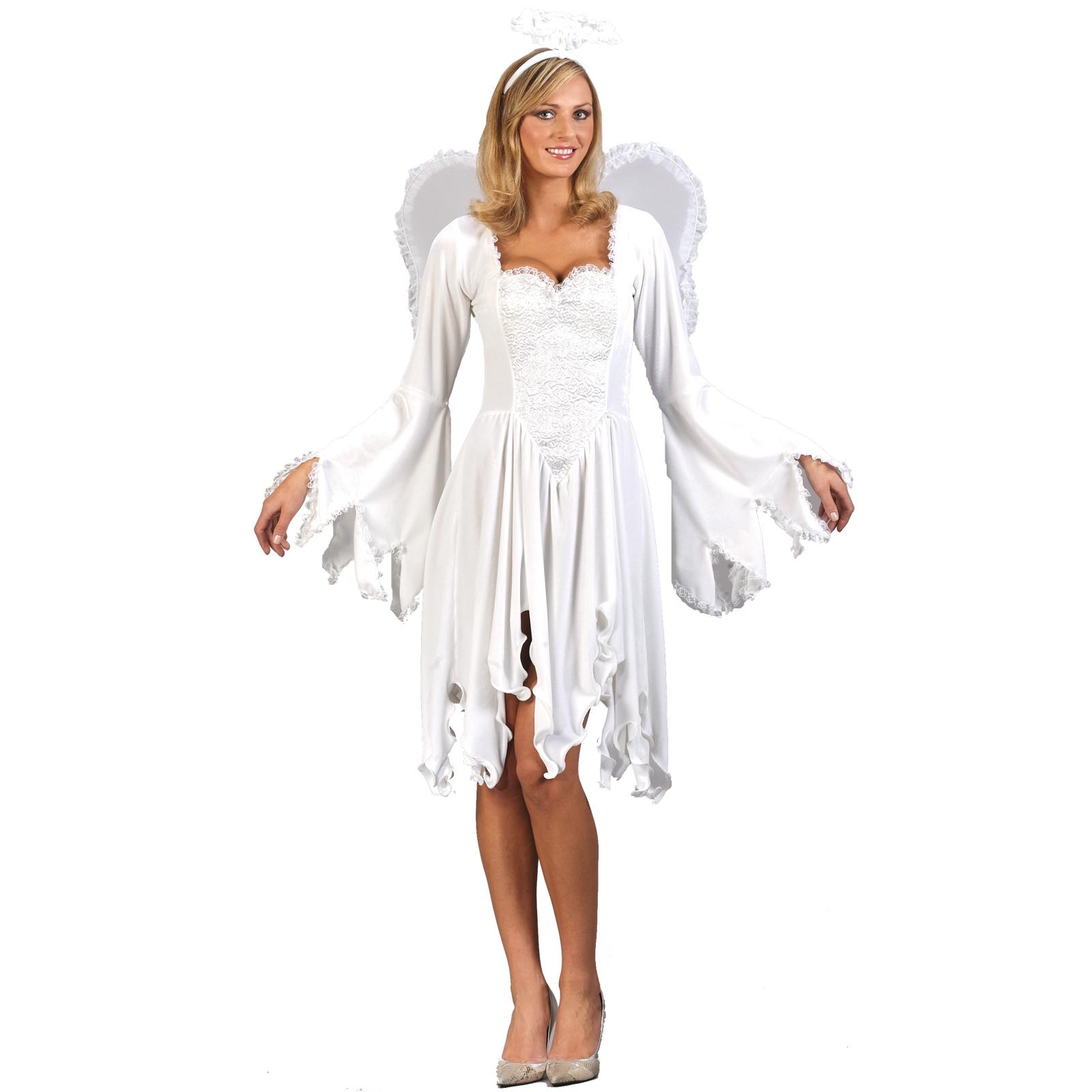 Как своими руками сделать костюм ангела 1