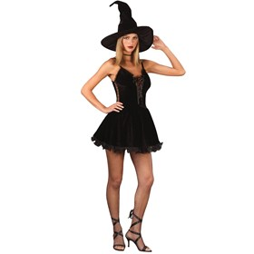 Black Witch  Adult