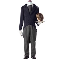 Jeeves, The Headless Butler  Adult