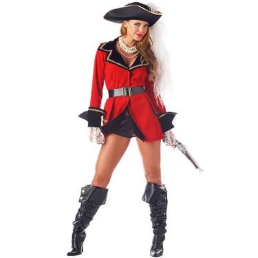 Captain's Treasure Pirate Adult