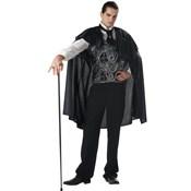Mens Victorian Vampire Adult Costume