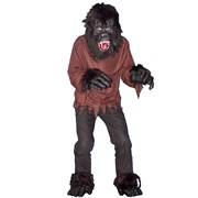 Gorilla Hands & Feet (Black)