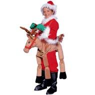 Ride A Reindeer  Child