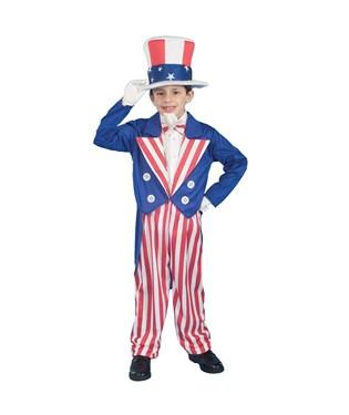 Uncle Sam Child Costume