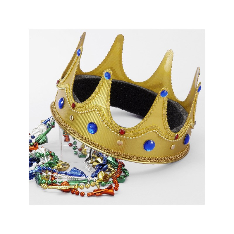 King Crown (Fabric) for the 2015 Costume season.