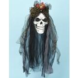 Skull Bride Prop