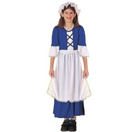 Little Colonial Miss  Child