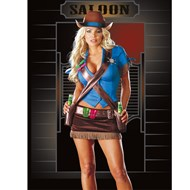 Shoot'em Up Cowgirl  Adult