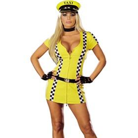 Tina Taxi Driver  Adult