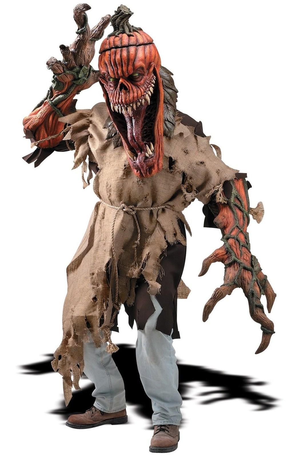 Image of Bad Seed Creature Reacher Adult Costume