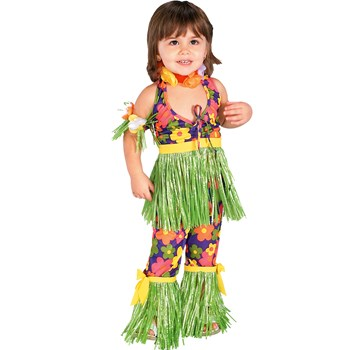 Hula Girl Infant/Toddler Costume