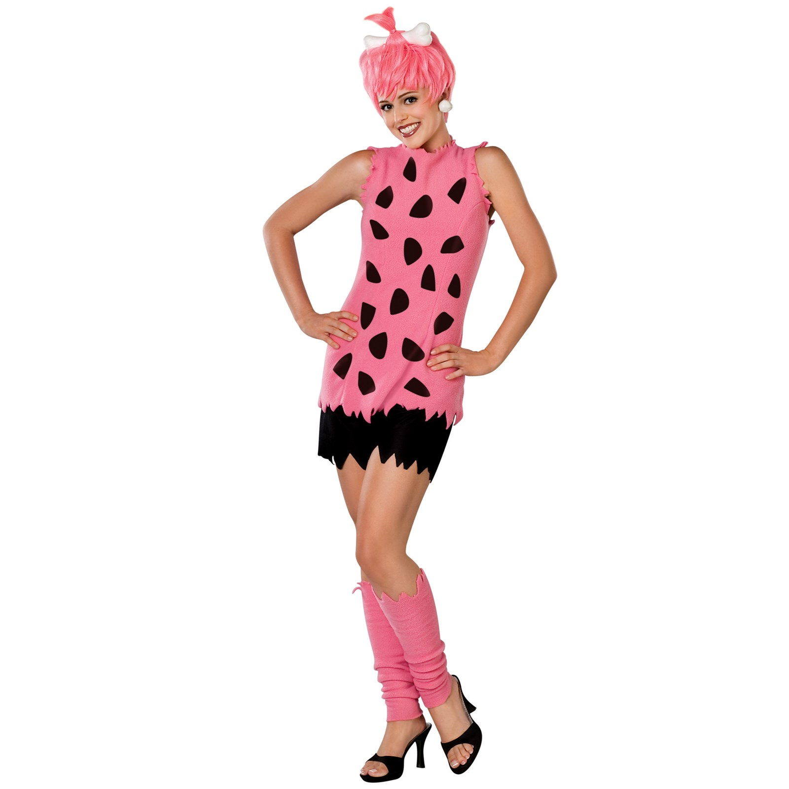 The Flintstones Pebbles Deluxe Adult