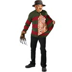 A  Nightmare on Elm Street  Freddy Chest of Souls Sweater Deluxe Adult