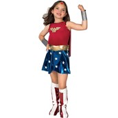DC Comics Wonder Woman Child Costume
