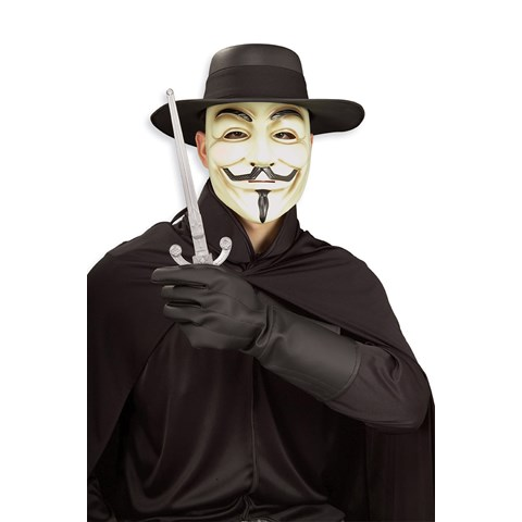 V for Vendetta Deluxe Hat
