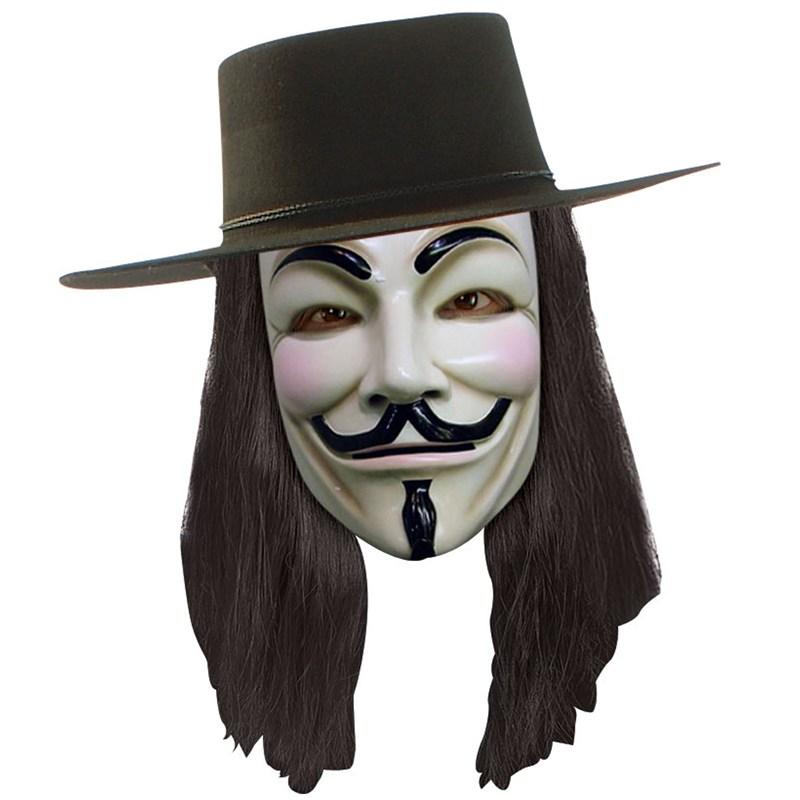 V for Vendetta Mask for the 2015 Costume season.