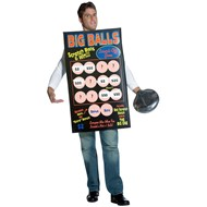 "Big Balls Scratch-Offâ""¢ Ticket  Adult"