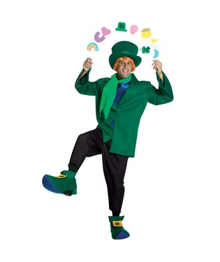 General Mills Lucky Charms Leprechaun  Adult