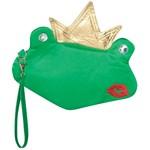 Frog Prince Wristlet