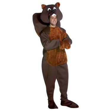 Justin Beaver Adult Costume