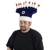 Happy Hanukkah Hat