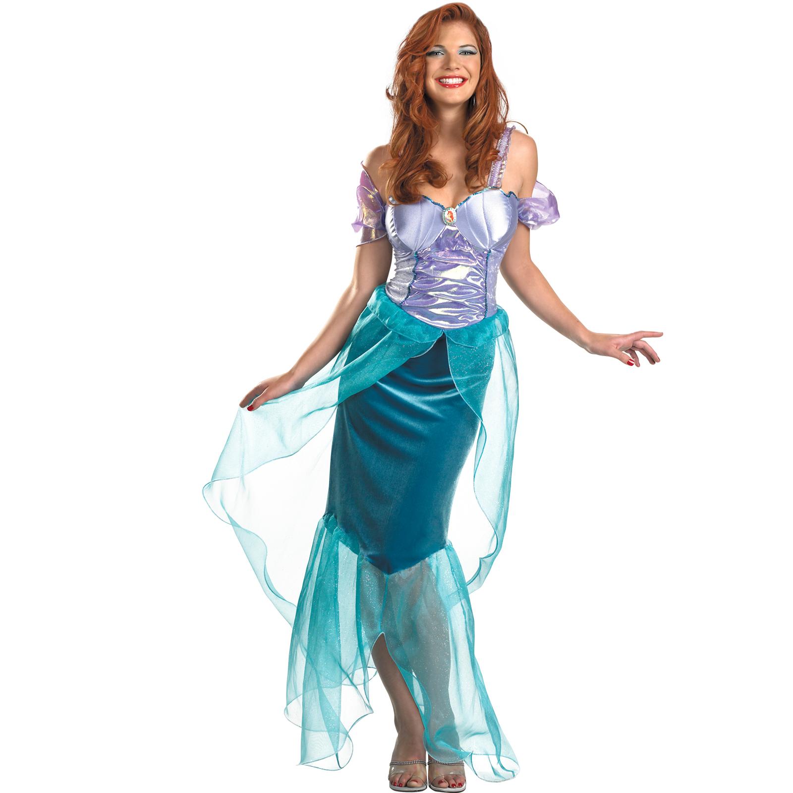Little mermaid mermaid disney under the sea costumes little mermaid