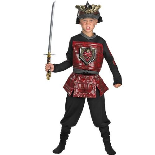 Костюм самурая для мальчиков своими руками