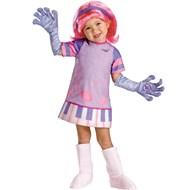 Doodlebops Dee Dee Deluxe Toddler Costume
