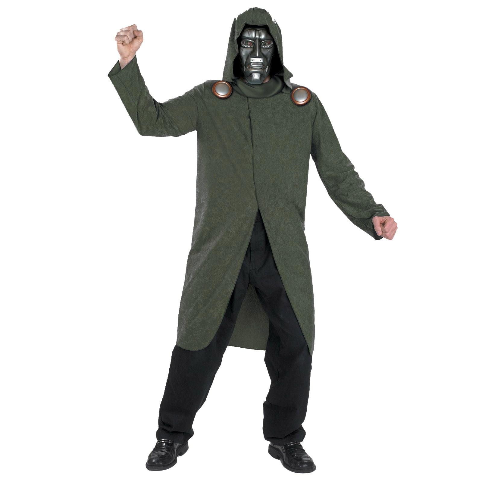 Fantastic 4 (Movie) Dr. Doom Deluxe Adult | BuyCostumes.com