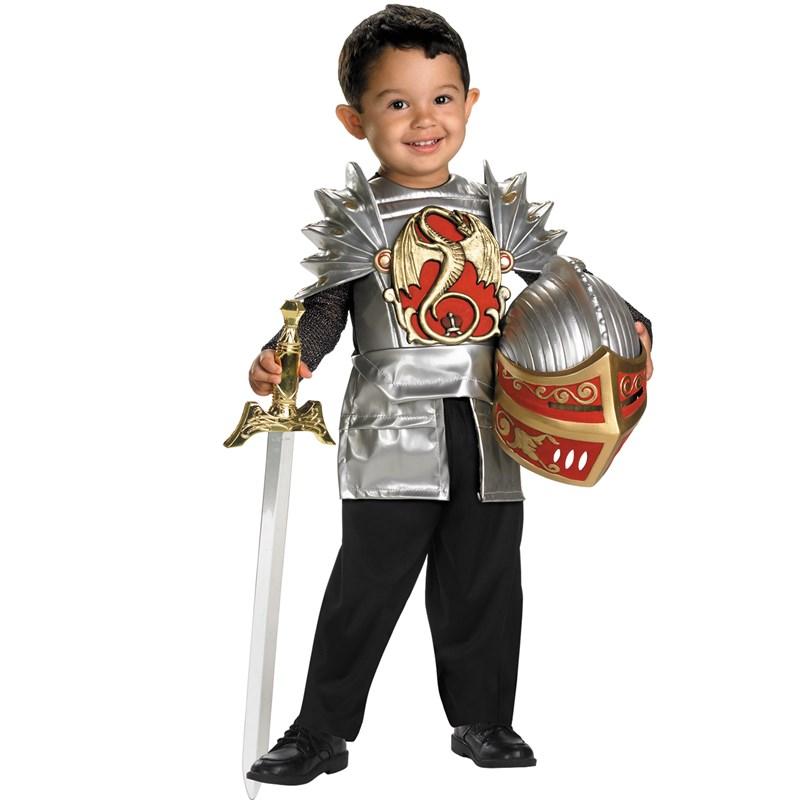 Knight of the Dragon Toddler Costume for the 2015 Costume season.