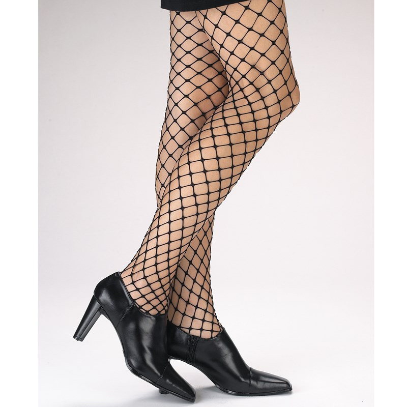 Large Loop Fishnet Pantyhose for the 2015 Costume season.