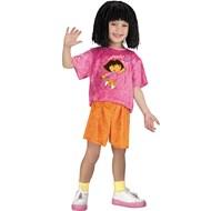 Fiber Optic Dora the Explorer Child