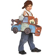 Cars Tow Mater Deluxe 3-D Costume