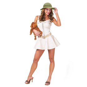 Safari Girl  Adult