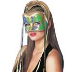 Mardi Gras Venetian Mask