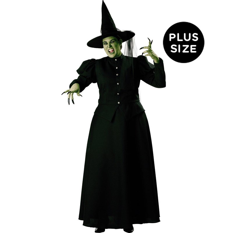 Witch Elite Collection Adult Plus Costume for the 2015 Costume season.