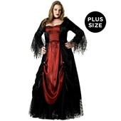 Gothic Vampira Plus Elite Collection Adult