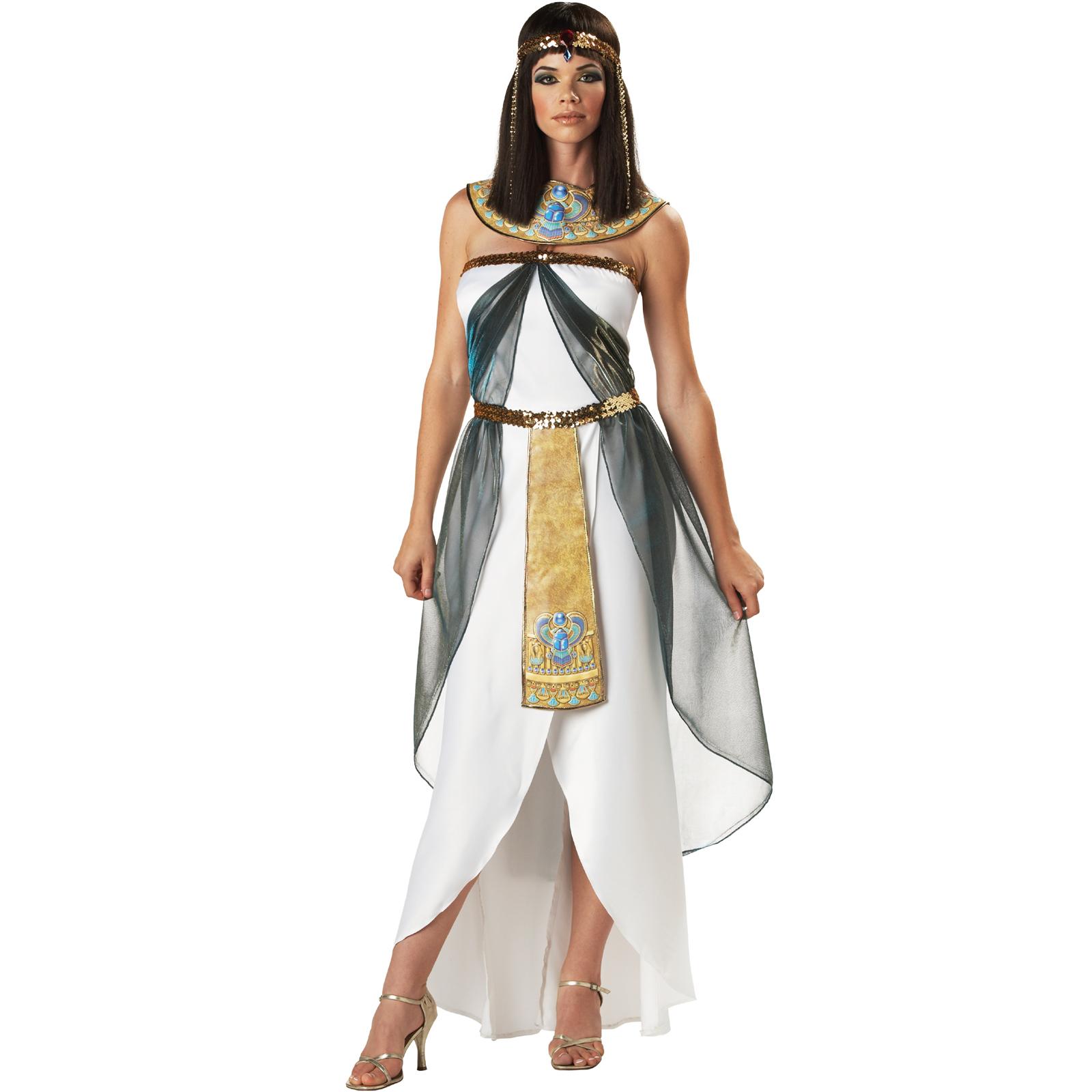 Egyptian Queen Halloween Costume