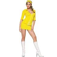 Soda Pop Girl (Yellow)  Adult