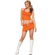 Soda Pop Girl (Orange)  Adult