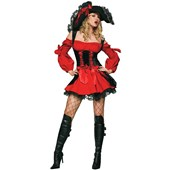 Vixen Pirate Wench Adult