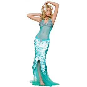 Glitter Mermaid Fantasy  Adult