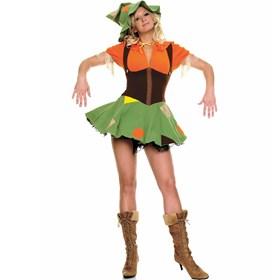 Cutie Scarecrow  Adult Costume