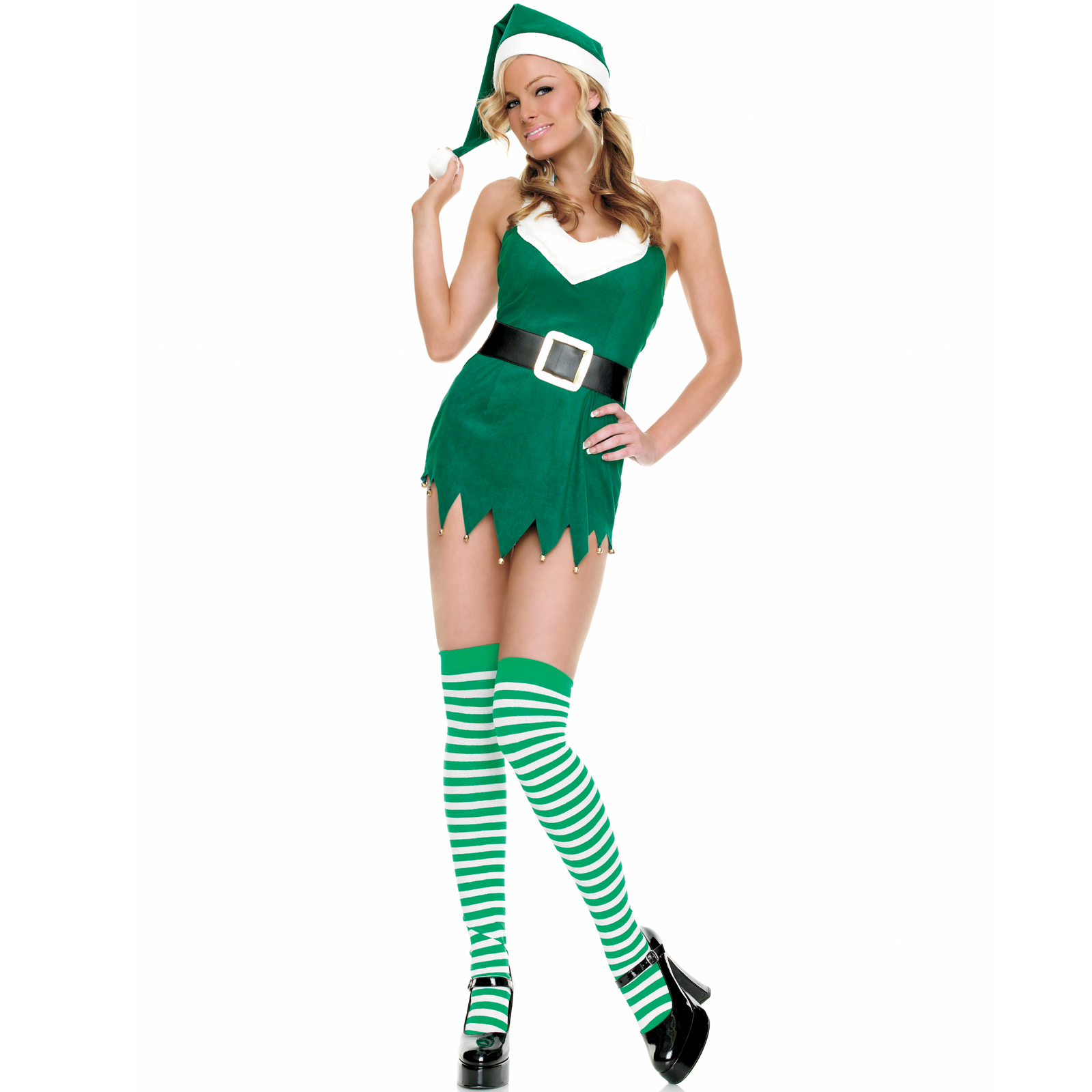 Sexy elf halloween costume nackt streaming