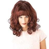 60's Teaser Wig- Auburn
