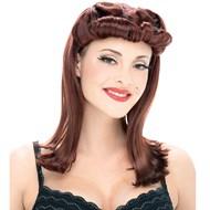 Pinup Wig - Auburn