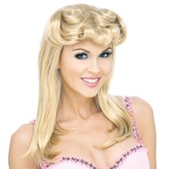 Pinup Wig - Blonde
