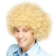 Supa Fro Wig (Blonde)