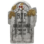 """22"""" Tombstone Light Up - RIP Nathaniel Crowley"""