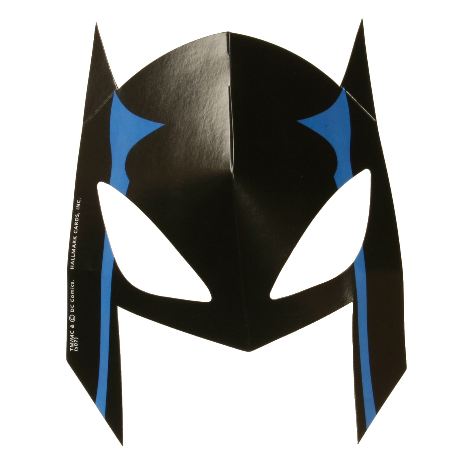 Batman mask template for kids